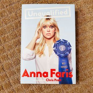 Anna Faris - Unqualified - Hardcover